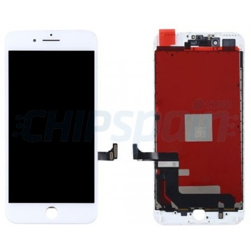 LCD Screen + Touch Screen Digitizer Premium iPhone 7 Plus White