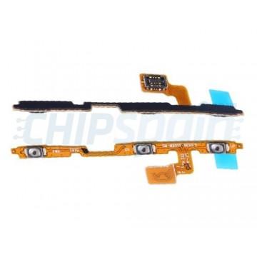 Cabos Flex de Ligar e Volume Samsung Galaxy A10 / M10 / M20 / M30 / M40