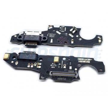 Connector Flex Carregamento Tipo C e Microfone Huawei Mate 20 X
