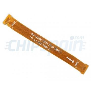 Flex Principal Placa Base Samsung Galaxy M30 M305