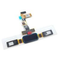 Botão Home Completo com Flex Nokia 8 Preto