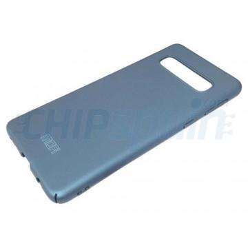 Cover Samsung Galaxy S10 Ultra-fine Blue