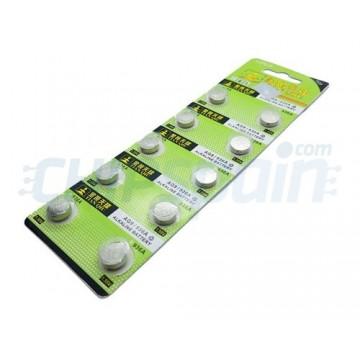 Bateria de Botão Alcalina AG9 936A 1.55V