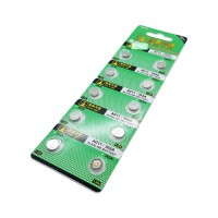 AG11 362A 1.55V Alkaline Button Battery