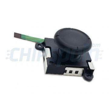 Joystick con Sensor Analógico 3D Nintendo Switch HAC-001 Negro