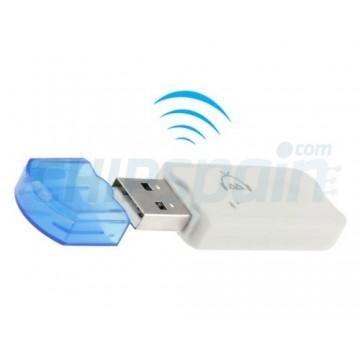 Adaptador USB Bluetooth Receptor de Música