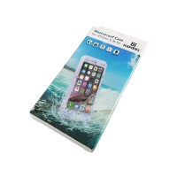 Funda Haweel de Protección Sumergible iPhone 6 y 6S Blanca