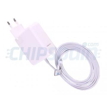 Adaptador de Alimentação MagSafe AC 60W MacBook A1425 A1435 A1502