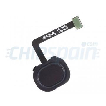 Botão Home com Flex Samsung Galaxy M30 M305 Preto