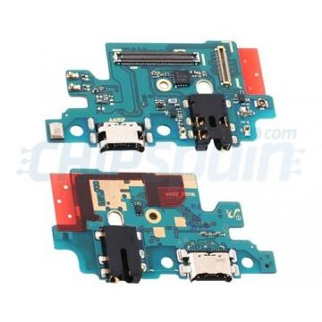 Placa Conector de Carga y Micrófono Samsung Galaxy A40 A405