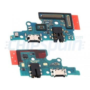 Connector Flex Carregamento e Microfone Samsung Galaxy A70 A705