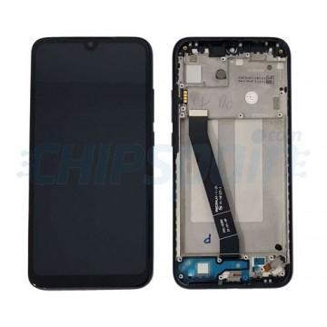 Pantalla Xiaomi Redmi 7 Completa con Marco Negro