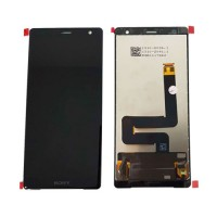 LCD Screen + Touch Screen Digitizer Assembly Sony Xperia XZ2 Black