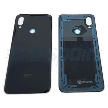 Tapa Trasera Batería Xiaomi Redmi 7 Negro