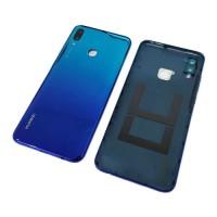 Tapa Trasera Batería Huawei P Smart 2019 con Lente Azul Aurora