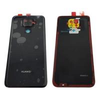 Tapa Trasera Batería Huawei Mate 30 Lite con Lente Negro