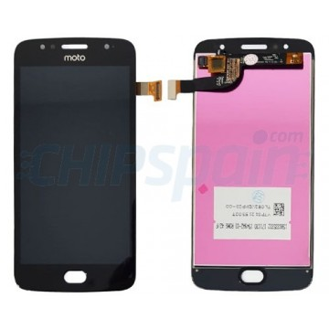 LCD Screen + Touch Screen Digitizer Motorola Moto G5S Black