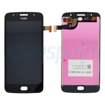 Pantalla Motorola Moto G5S Completa Negro