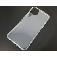 Funda iPhone 11 Pro Max Ultra-Fina de TPU Transparente