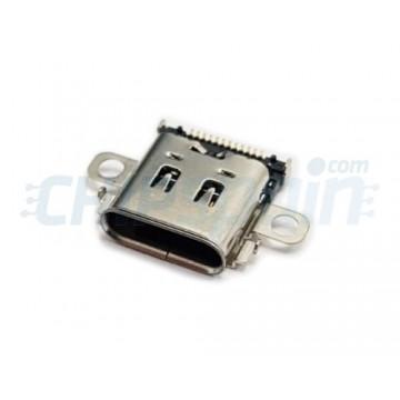 Connector Carregamento USB Tipo C Nintendo Switch HAC-001