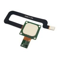 Botão Home com Flex Asus Zenfone 3 Max ZC520TL Ouro
