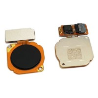 Botão Home Huawei P20 Lite / Nova 3e Preto