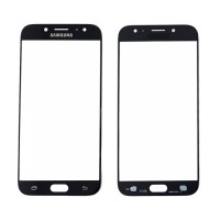 Front Screen Outer Glass Lens for Samsung Galaxy J5 2017 J530 Black