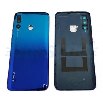 Tampa Traseira Bateria Huawei P Smart Plus 2019 Azul