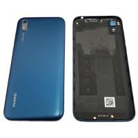 Tapa Trasera Batería Huawei Y5 2019 Azul