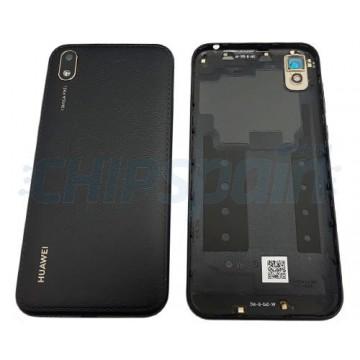Tapa Trasera Batería Huawei Y5 2019 Negro