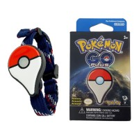 Pulseira Pokemon Go Plus