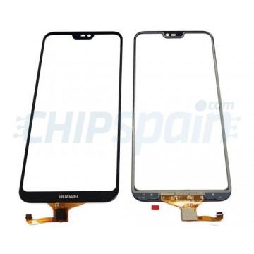Vidro Digitalizador Táctil Huawei P20 Lite Preto