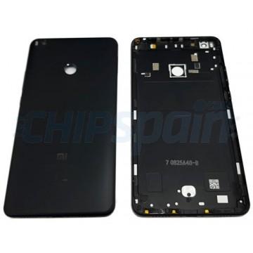 Tapa Trasera Batería Xiaomi Mi Max 2 Negro