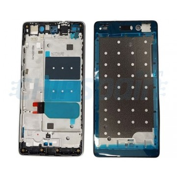 LCD Screen Moldura Frontal Huawei P8 Lite Preto