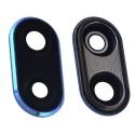 Lentes de câmera e embelezador Huawei P20 Lite Azul