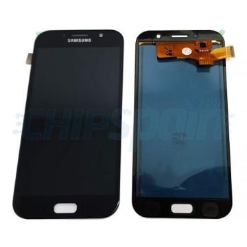 Pantalla Samsung Galaxy A7 2017 A720 Completa TFT Negro