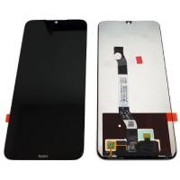 Ecrã Tátil Completo Xiaomi Redmi Note 8 / Note 8T Preto