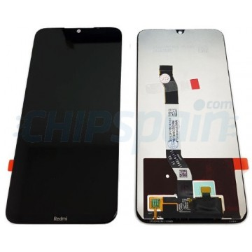 Pantalla Xiaomi Redmi Note 8 Completa Negro