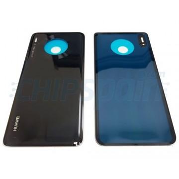 Tapa Trasera Batería Huawei Mate 30 Negro