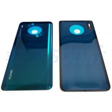 Tampa Traseira Bateria Huawei Mate 30 Azul