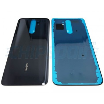 Tapa Trasera Batería Xiaomi Redmi Note 8 Pro Negro