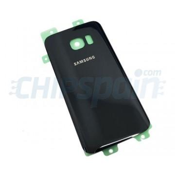 Tampa Traseira Bateria Samsung Galaxy S7 G930F Preto