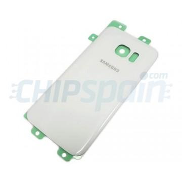 Tampa Traseira Bateria Samsung Galaxy S7 G930F Branco