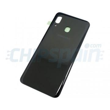 Tampa Traseira Bateria Samsung Galaxy A20 A205 Preto