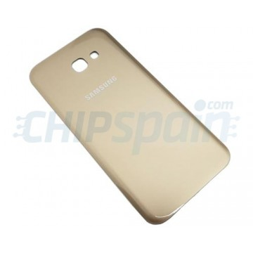 Tampa Traseira Bateria Samsung Galaxy A5 2017 A520 Ouro