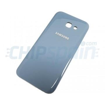 Tampa Traseira Bateria Samsung Galaxy A5 2017 A520 Azul
