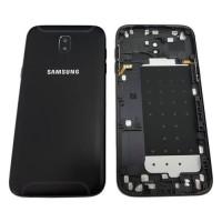 Capa Traseira Bateria Samsung Galaxy J5 2017 J530 com Lente Preto