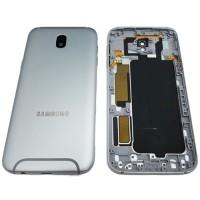 Capa Traseira Bateria Samsung Galaxy J5 2017 J530 com Lente Azul