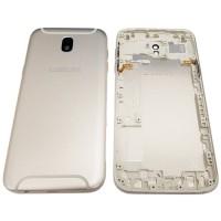 Tapa Trasera Batería Samsung Galaxy J5 2017 J530 con Lente Oro