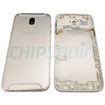 Capa Traseira Bateria Samsung Galaxy J5 2017 J530 com Lente Ouro
